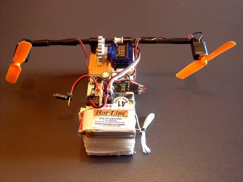 dirigeable digiscopie digiscope robotique ludique robots mod lisme radiomod lisme. Black Bedroom Furniture Sets. Home Design Ideas